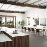 Dekton Kitchen - Tundra